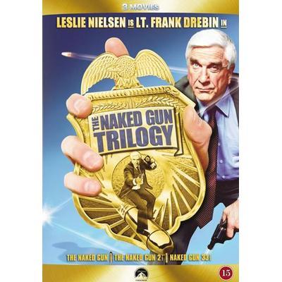 Den nakna pistolen Collection (3DVD) (DVD 2013)