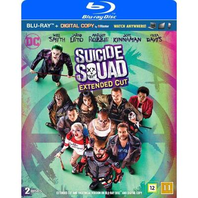 Suicide Squad: Extended cut (Blu-ray) (Blu-Ray 2016)