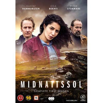 Midnattssol: Säsong 1 (3DVD) (DVD 2016)