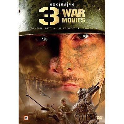 3-pack war Box (3DVD) (DVD 2016)