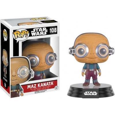 Funko Pop! Star Wars Maz Kanata