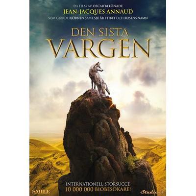 Den siste vargen (DVD) (DVD 2015)