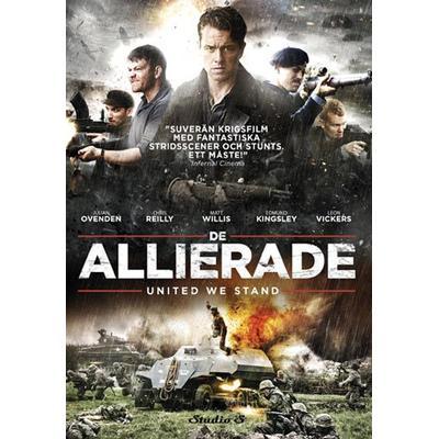 De allierade (DVD) (DVD 2014)