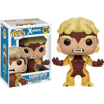 Funko Pop! Marvel X-Men Sabretooth