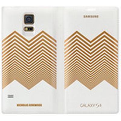 Samsung Chevron Wallet Cover (Galaxy S5)