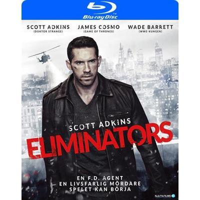 Eliminators (Blu-ray) (Blu-Ray 2016)