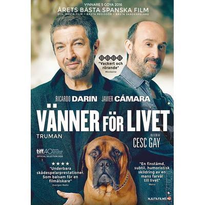 Vänner för livet (DVD) (DVD 2015)