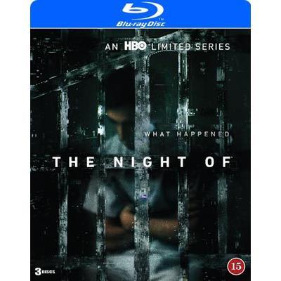 The night of - Hela serien (2Blu-ray) (Blu-Ray 2016)