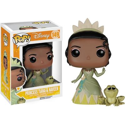 Funko Pop! Disney the Princess & the Frog Princess Tiana & Naveen