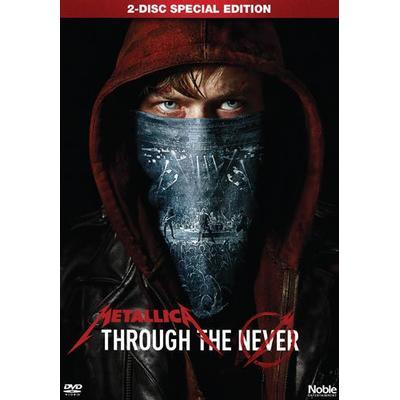 Through the never (2DVD) (DVD 2013)