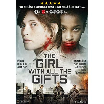 The girl with all the gifts (DVD) (DVD 2016)