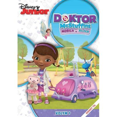 Doktor McStuffins 1: Mobila klinik (DVD) (DVD 2014)