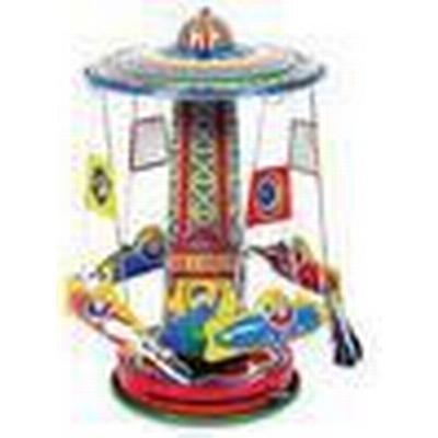 TOBAR Rocket Ride Carousel