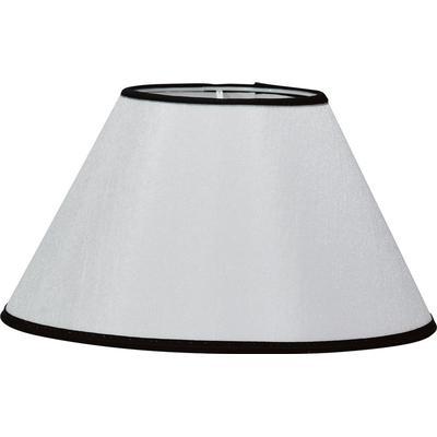 PR Home Empire Silke bomull 25cm Lampshade Lampdel Endast lampskärm