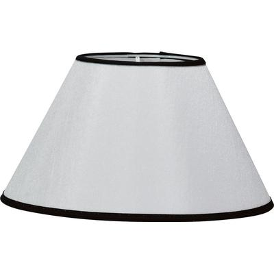 PR Home Empire Silke bomull 42cm Lampshade Lampdel Endast lampskärm