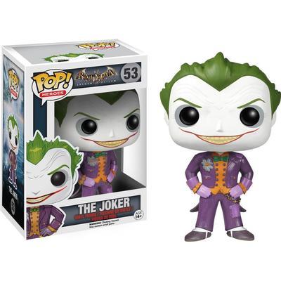 Funko Pop! Heroes Arkham Asylum Joker
