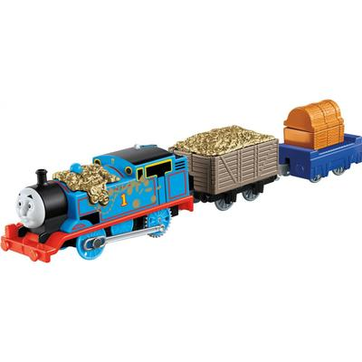 Fisher Price Thomas & Friends Trackmaster Treasure Thomas