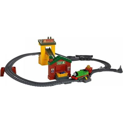 Fisher Price Thomas & Friends TrackMaster Sort & Switch Delivery Set