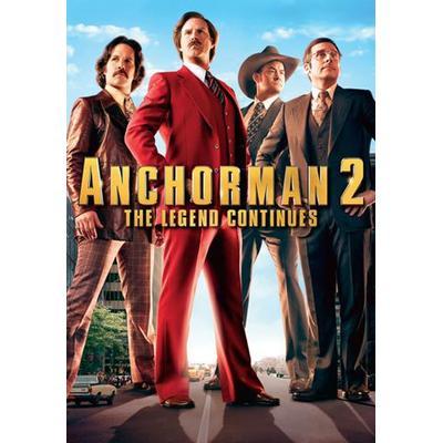 Anchorman 2 (DVD) (DVD 2013)