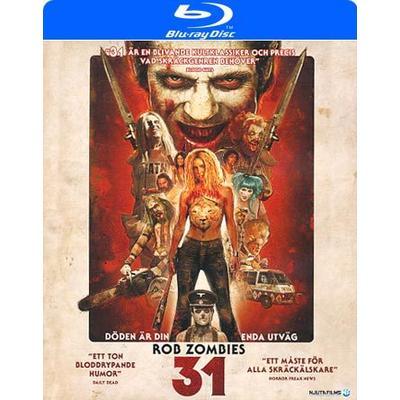 Rob Zombies 31 (Blu-ray) (Blu-Ray 2016)