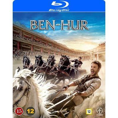 Ben-Hur (2016) (Blu-ray) (Blu-Ray 2016)