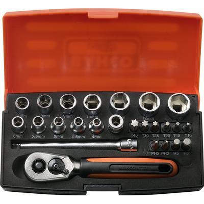 Bahco SL25 Stiknøgle Set 25-enheder