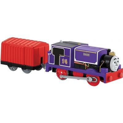 Fisher Price Thomas & Friends Trackmaster Motorized Charlie Engine