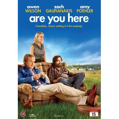 Are you here (DVD) (DVD 2014)