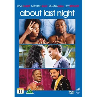 About last night (DVD) (DVD 2014)