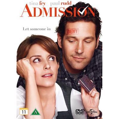 Admission (DVD) (DVD 2013)