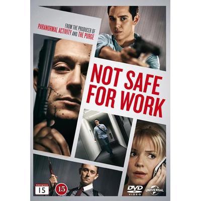 Not safe for work (DVD) (DVD 2014)