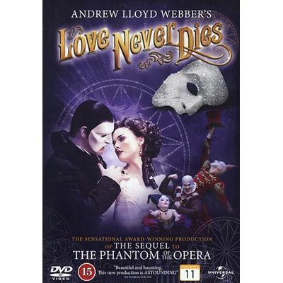 Love never dies - Andrew Lloyd Webber (DVD) (DVD 2011)