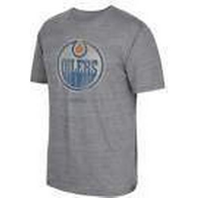 CCM Edmonton Oilers Bigger Logo T-Shirt