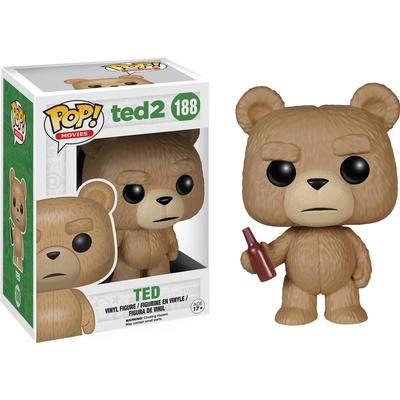 Funko Pop! Movies Ted 2 Ted with Bottle