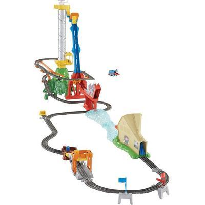 Fisher Price Thomas & Friends Trackmaster Sky High Bridge Jump