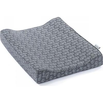 Smallstuff Changing Pad with Tractor Dark Grey