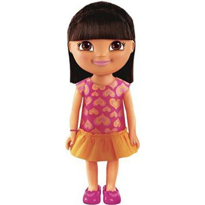 Mattel Happy Hearts Dora Doll