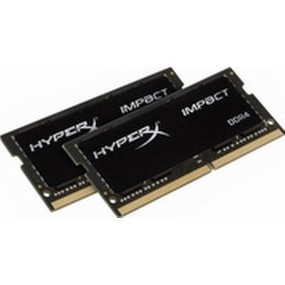 HyperX Impact DDR4 2666MHz 2x16GB (HX426S15IB2K2/32)