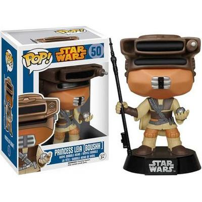 Funko Pop! Star Wars Princess Leia Boushh