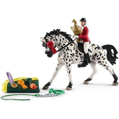 Schleich Show with Knabstrupper Mare 41434