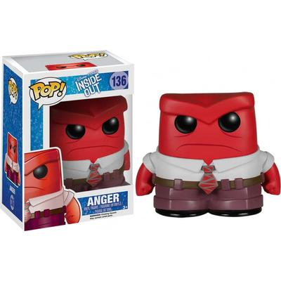 Funko Pop! Disney Inside Out Anger