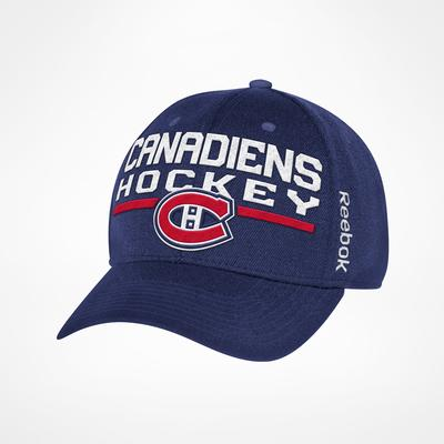 Reebok Montreal Canadiens Locker Room Flex Cap