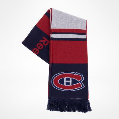 Reebok Montreal Canadiens Face Off Scarf