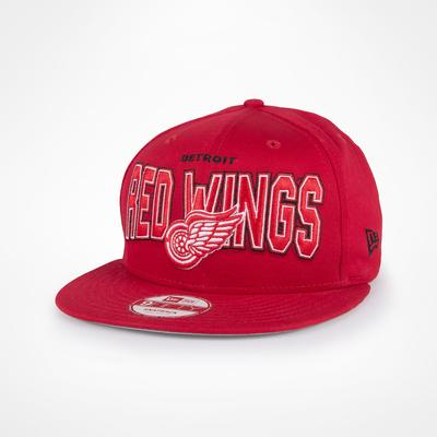 New Era Detroit Red Wings Snapback Outter 9Fifty