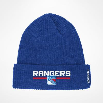 Reebok New York Rangers Locker Room Beanie