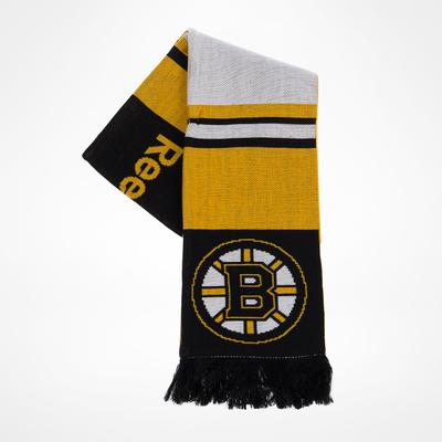 Reebok Boston Bruins Face Off Scarf