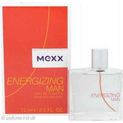 Mexx Energizing Man EdT 75ml