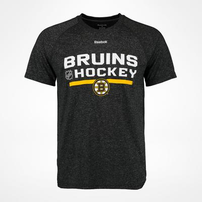Reebok Boston Bruins Locker Room T-Shirt