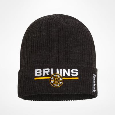 Reebok Boston Bruins Locker Room Beanie