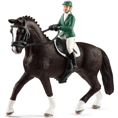 Schleich Showjumper with Horse 42358